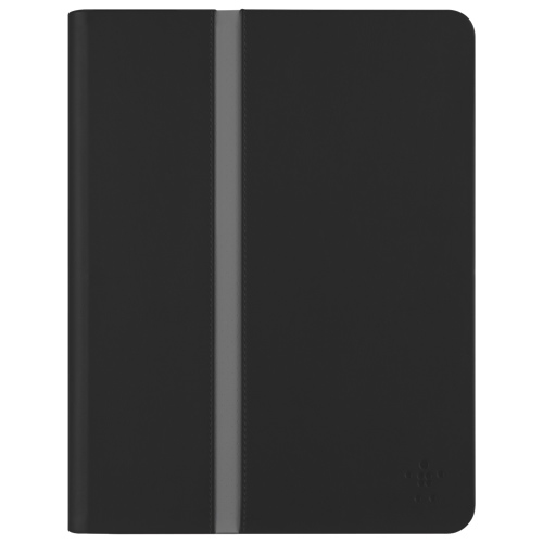 "Belkin Stripe iPad Air 1/2 & iPad 9.7"" Folio Case (F7N252B1C00) - Black"