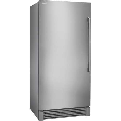 "Electrolux 32"" 18.6 Cu. Ft. Upright Freezer (EI32AF80QS) - Stainless Steel"