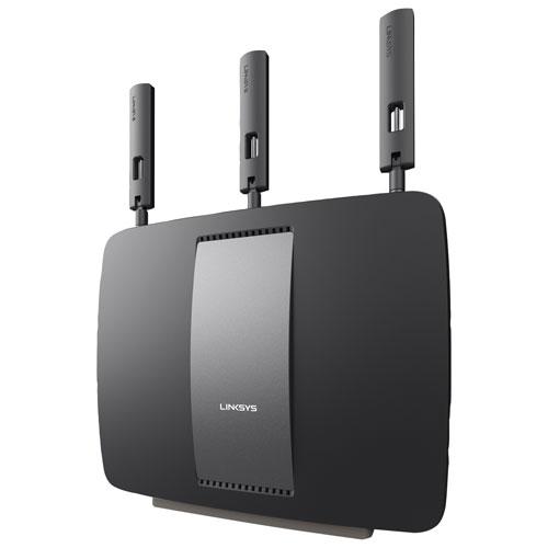 Linksys Tri-Band Wireless AC3200 Gigabit Router (EA9200-4C)