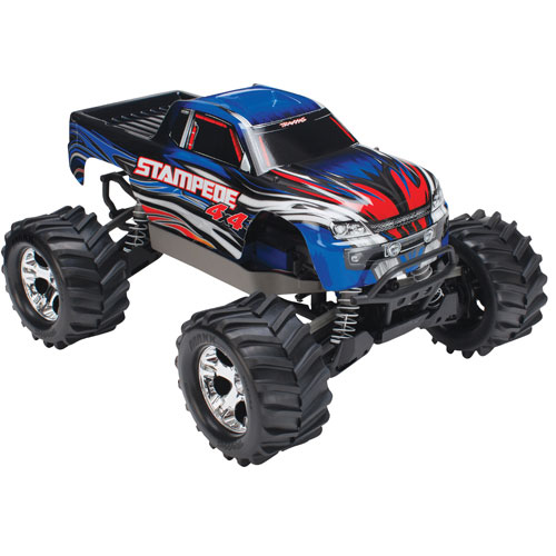 Traxxas Stampede 4x4 4WD 1 10 Scale RC Monster Truck