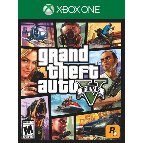 grand theft auto v xbox one xbox one games best buy canada