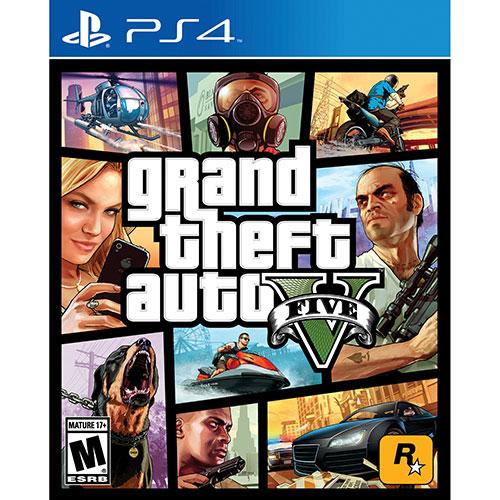 Grand Theft Auto V (PS4) - Usagé