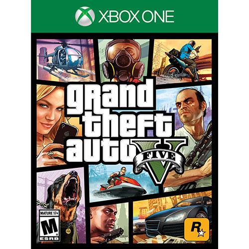 Grand Theft Auto V (Xbox One) - Previously Played