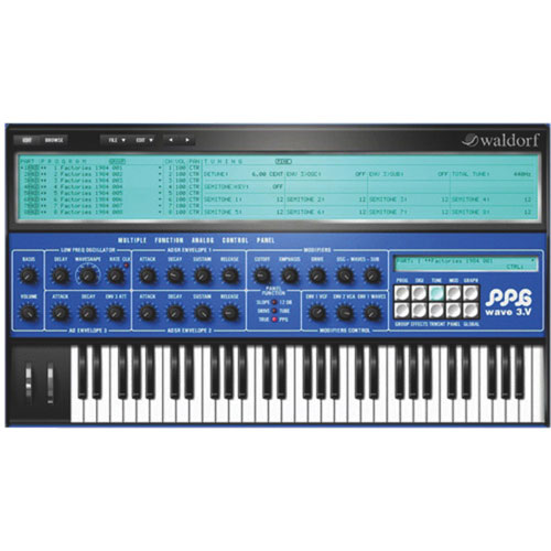 Waldorf PPG Wave 3.V (PC/Mac)