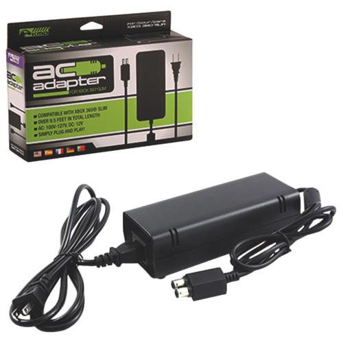 Komodo Slim AC Adapter for Xbox 360
