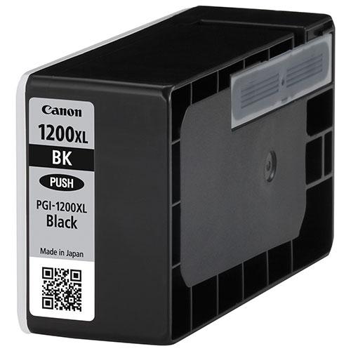 Cartouche d'encre noire PGI-1200XL de Canon (9183B001)