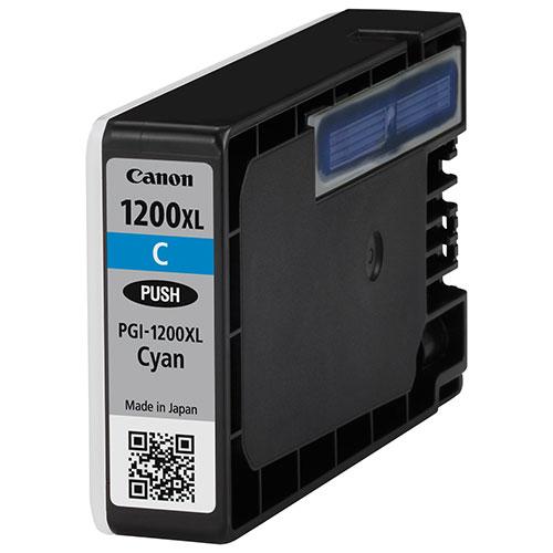 Cartouche d'encre cyan PGI-1200XL de Canon (9196B001)