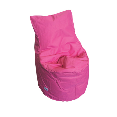 Contemporary Euro Bean Bag Chair - Pink