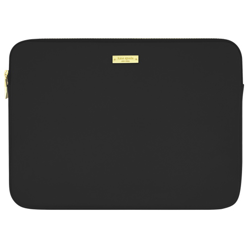 "kate spade new york 13"" MacBook Sleeve (KSMB-010-BLK-INT) - Black"