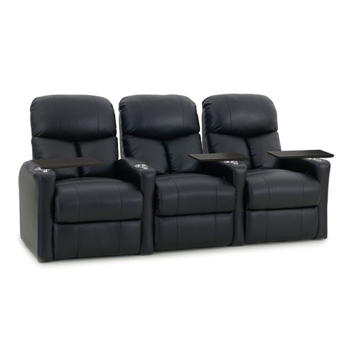 Bolt 3-Seat Bonded Leather Recliner Home Theatre Seating - Black  Home Theatre Seating - Best Buy Canada  sc 1 st  Best Buy Canada & Bolt 3-Seat Bonded Leather Recliner Home Theatre Seating - Black ... islam-shia.org