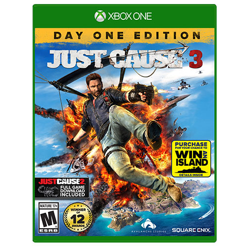 Just Cause 3 (Xbox One) - Usagé