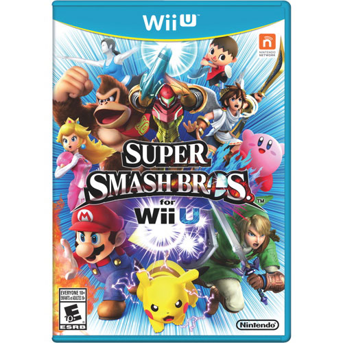 Super Smash Bros (Wii U) - Previously Played
