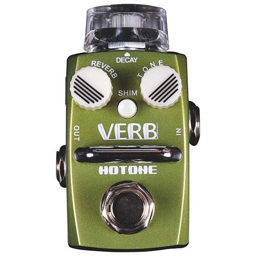 Hotone SkyLine Reverb Pedal (SRV-1)