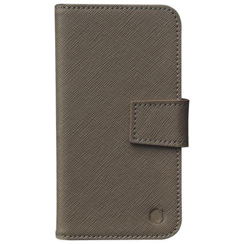 Étui folio en cuir de Vetta pour iPhone 6/6s - Taupe