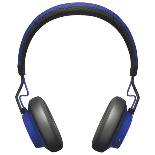 Jabra Move On Ear Bluetooth Headphones Blue On Ear