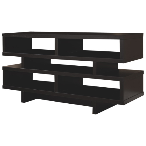 "Monarch TV Stand for TVs Up To 48"" - Cappuccino"