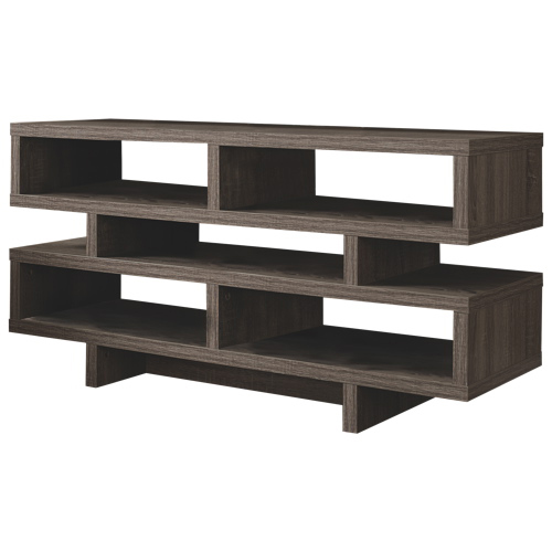 "Monarch TV Stand for TVs Up To 48"" - Dark Taupe"