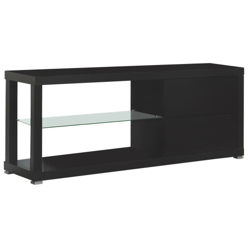 "Monarch TV Stand for TVs Up To 60"" - Cappuccino"