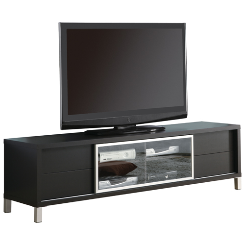 "Monarch TV Stand for TVs Up To 70"" - Cappuccino"