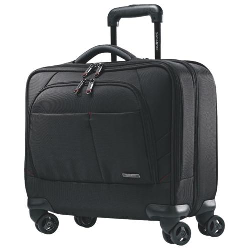 Valise à roulettes pivotantes Mobile Office Xenon 2 de 15,6 po de Samsonite - Noir