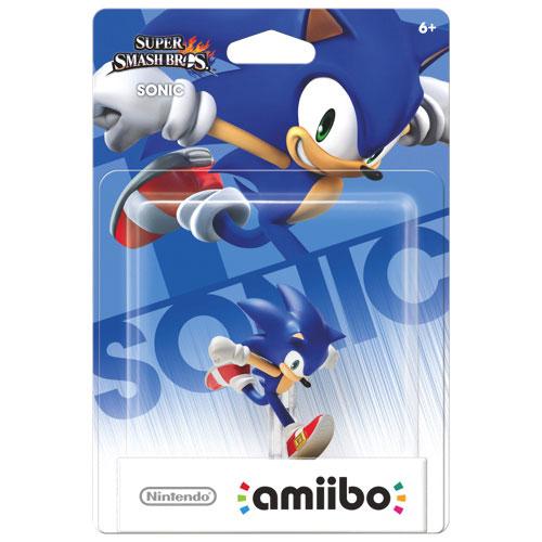 amiibo Super Smash Bros Sonic