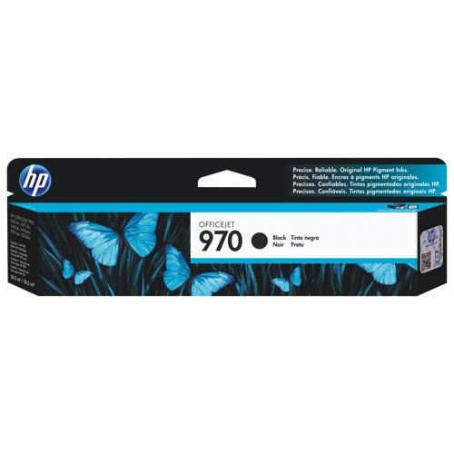 Cartouche d'encre noire 970 de HP (CN621AM)