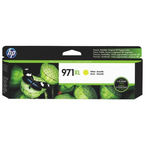 HP 971XL Yellow Ink (CN628AM)