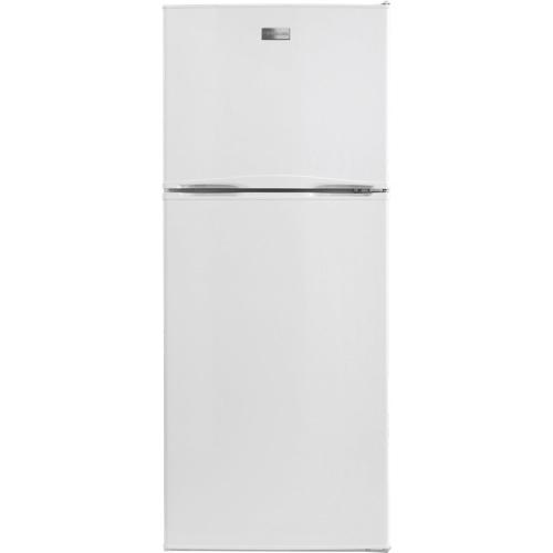 Réfrigérateur à congélateur en haut de 11,5 pi3 24 po de Frigidaire (FFET1222QW) - Blanc