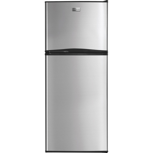 "Frigidaire 24"" 11.5 Cu. Ft. Top Mount Refrigerator (FFET1222QS) - Stainless Steel"