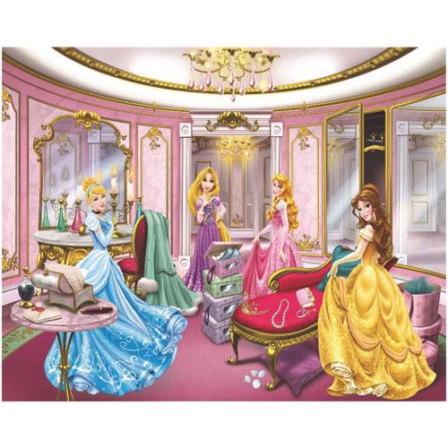 Cadre 3D Disney Princess