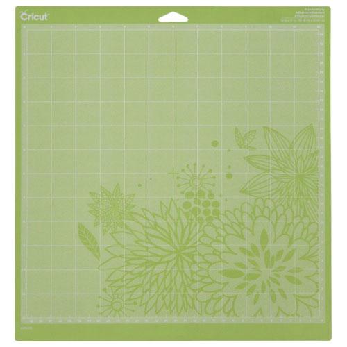 Planche à découpage StandardGrip de Cricut - Paquet de 2 - Vert