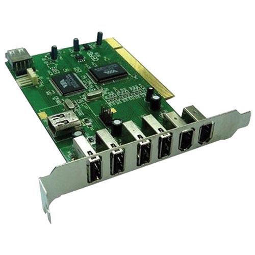 MMNOX 7-Port USB Controller Card