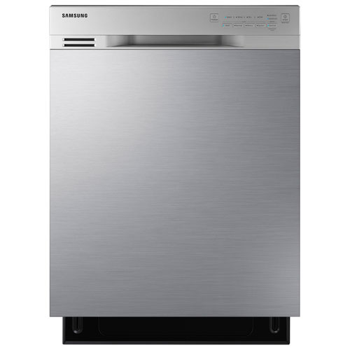 "Maytag Mdb5969sdh 24 In 50 Decibel Built In Dishwasher: Samsung 24"" 50 DB Tall Tub Built-In Dishwasher W"