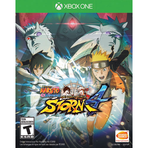 Naruto Shippuden Ultimate Ninja Storm 4 (Xbox One) - Previously Played