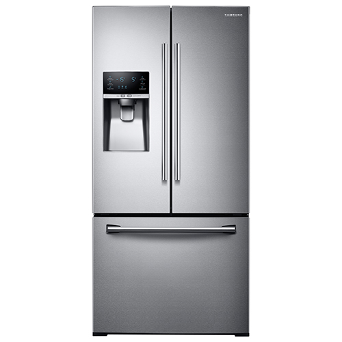 "Samsung 33"" 25.5 Cu. Ft. French Door Refrigerator (RF26J7500SR/AA) - Stainless Steel"
