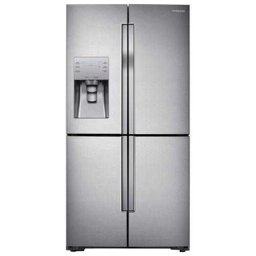 Réfrigérateur à 2 portes et 2 tiroirs 22,5 pi3 35,7 po de Samsung (RF23J9011SR/AA) - Inox