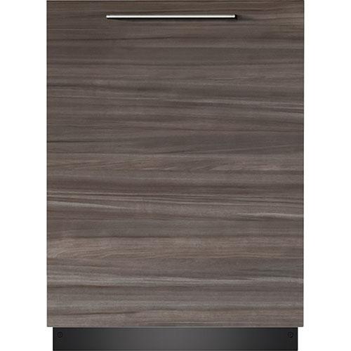 "Electrolux 24"" 47 dB Built-In Dishwasher w/ Stainless Steel Tub & Third Rack (EW24ID70QT) -Titanium"