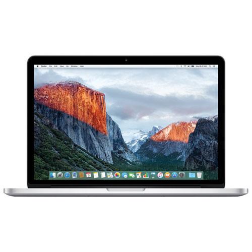 MacBook Pro 13 po d'Apple avec écran Retina et processeur bicoeur Core i5 2,9 GHz d'Intel - Anglais