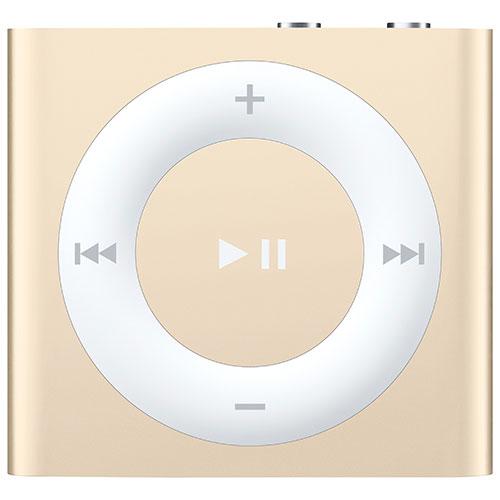iPod shuffle de 4e génération de 2 Go d'Apple - Doré