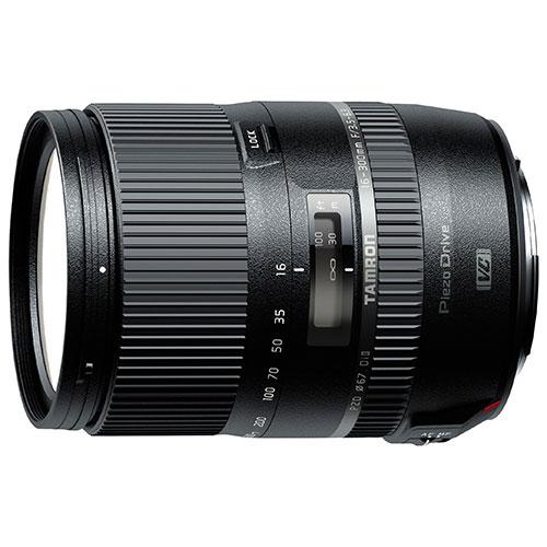 Tamron 16-300mm F/3.5-6.3 Di II VC PZD Lens for Canon Cameras