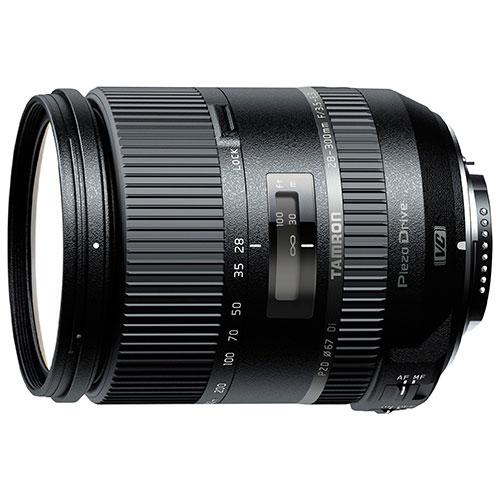 Tamron 28-300mm F/3.5-6.3 Di II VC PZD Lens for Nikon Cameras