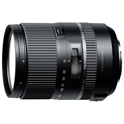 Tamron 28-300mm F/3.5-6.3 Di II VC PZD Lens for Canon Cameras