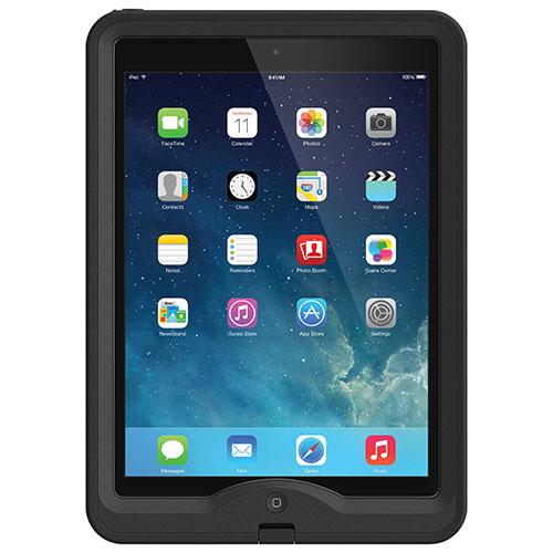 Étui robuste nuud de LifeProof pour iPad Air 1/2 - Noir