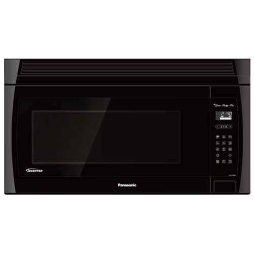 Panasonic Over-The-Range Microwave - 2.0 Cu. Ft. - Black
