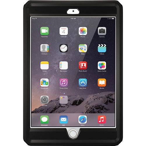 Étui Defender d'OtterBox pour iPad mini 2/3 (ORCIPDM3BK) - Noir