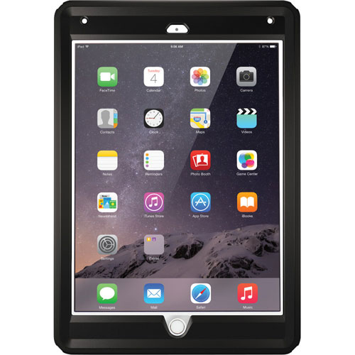 OtterBox Defender iPad Air 2 Case (ORCIPD6BK) - Black