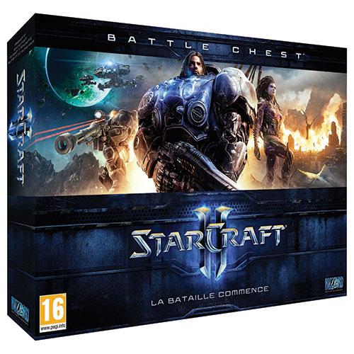 Star Craft II Battle Chest (PC) - Français