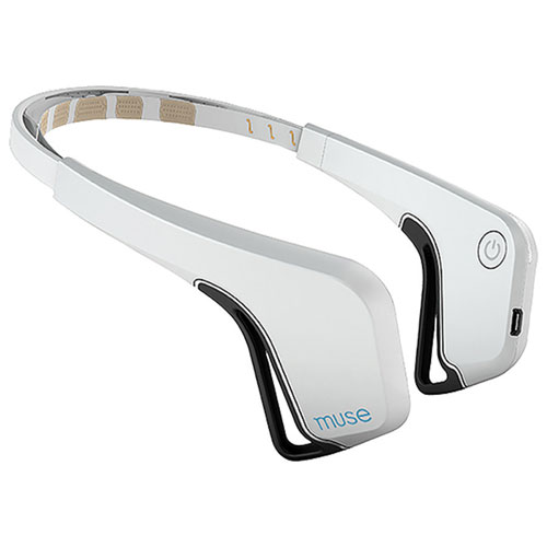 Muse Brain-Sensing Headband - White