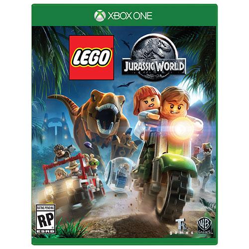 LEGO Jurassic World (Xbox One) - Usagé