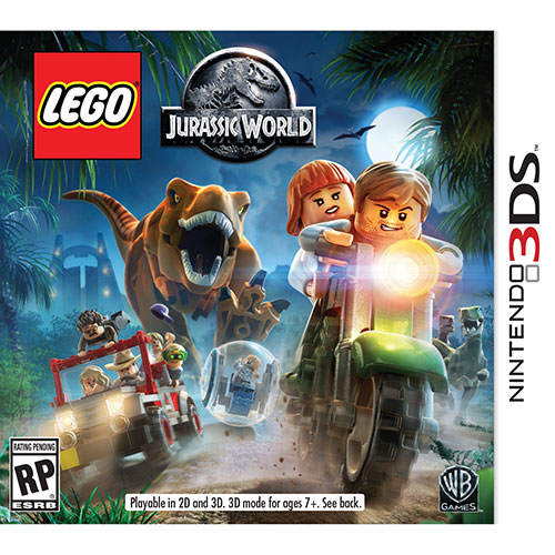 LEGO Jurassic World (3DS) - Previously Played